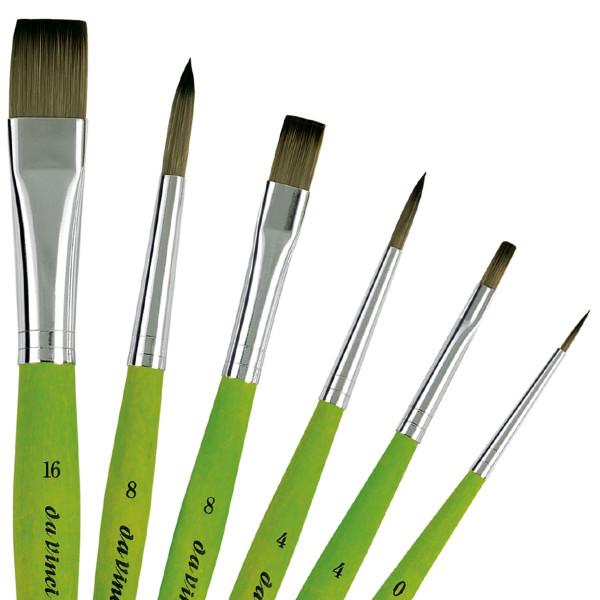 Da Vinci Fit Synthetics Pinsel-Set