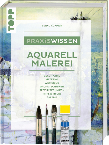frechverlag Praxiswissen Aquarellmalerei