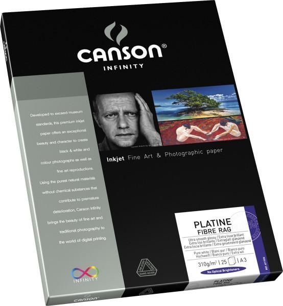 Platine Fibre Rag | Canson Infinity