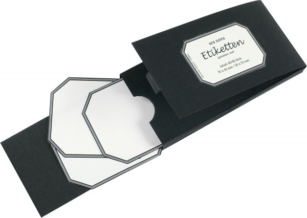 Ars Nova Etiketten-Set