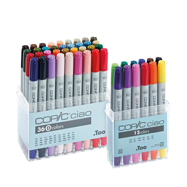 Copic Ciao Marker-Set