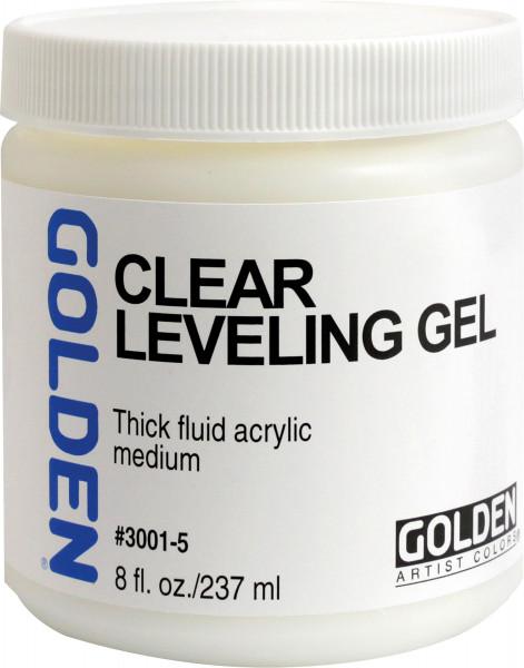 Clear Leveling Gel | Golden Gels & Molding Pastes