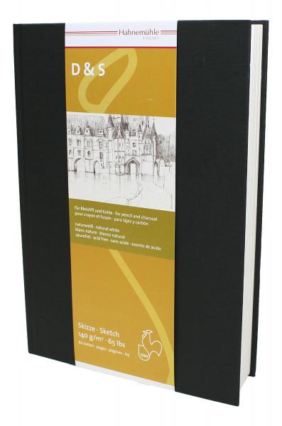 Hahnemühle D&S Skizzenbücher