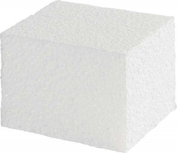Modellbaublock aus XPS-Schaum