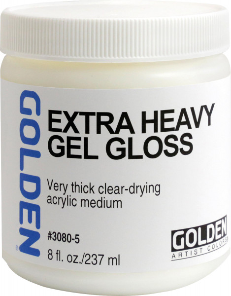 Extra Heavy Gel | Golden Gels & Molding Pastes