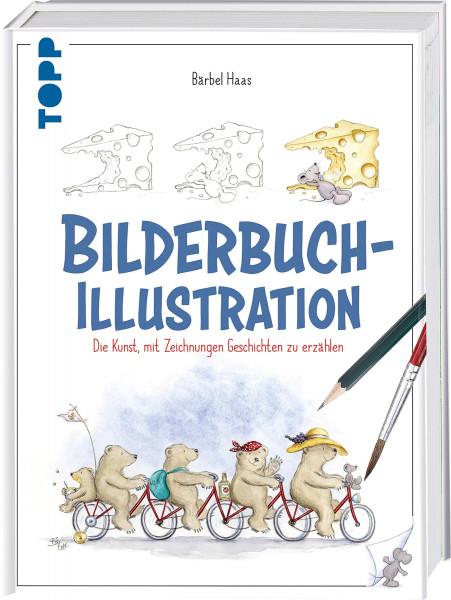 Bilderbuch-Illustration (Bärbel Haas)   frechverlag