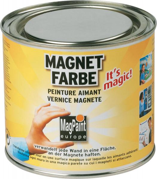 Boesnertest Magnetfarbe