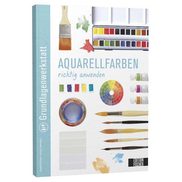 Aquarellfarben richtig anwenden Grundlagenwerkstatt