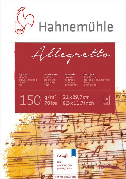 Hahnemühle Allegretto Akademie-Aquarellblock