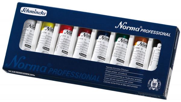 Schmincke – Norma Professional Ölfarben-Set