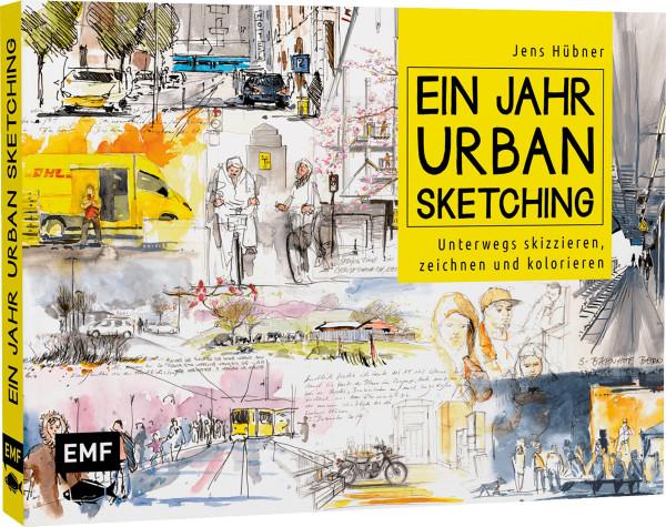 Edition Michael Fischer Ein Jahr Urban Sketching