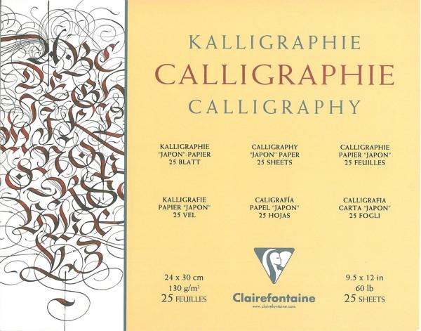Clairfontaine Kalligraphie Japon-Papier