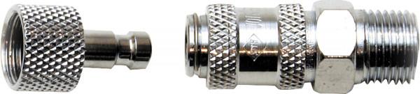 Sparmax Mini-Schnellkupplung