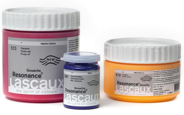 Lascaux Resonance® Bioaktivierte Gouache