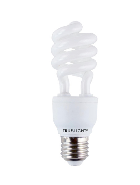True-Light Kompakt-Leuchtstofflampe