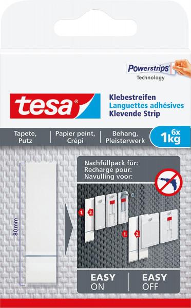 Tesa Klebestreifen für Tapeten und Putz