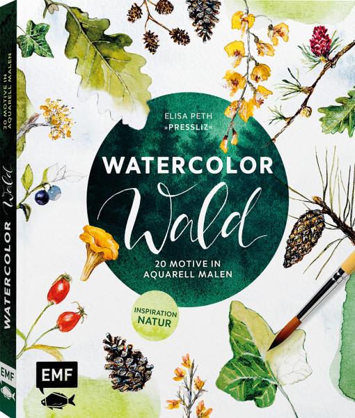 Watercolor Wald (Elisa Peth) | EMF Vlg.