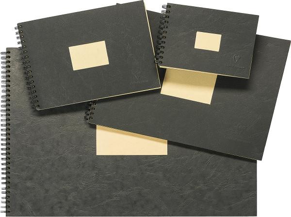 Clairefontaine Skizzenbuch mit Kraftpapier
