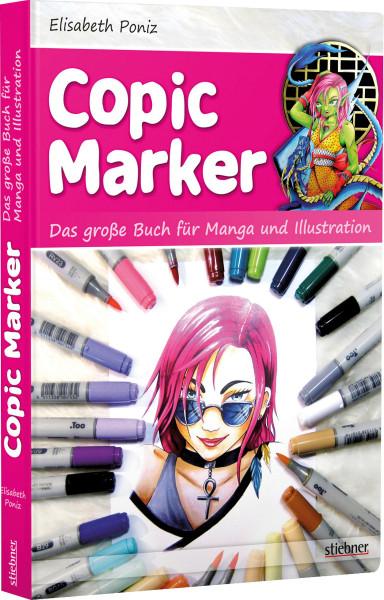 Copic Marker (Elisabeth Poniz) | Stiebner Vlg.