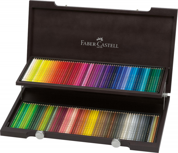 Faber-Castell Polychromos Künstler-Farbstift-Gesamtsortiment