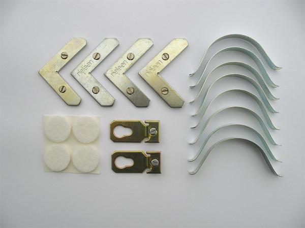 Montage-Set A für Profile 3 + 4