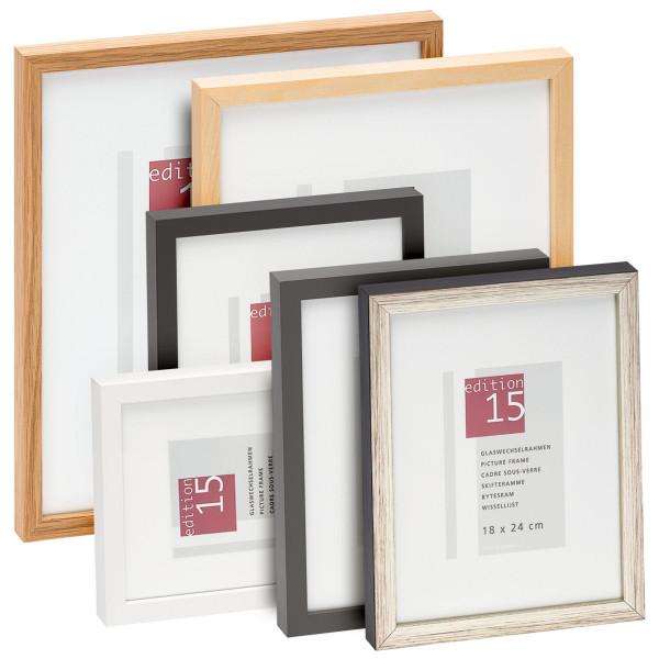 boesner Edition 15 Glaswechselrahmen