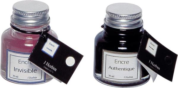 Herbin Dokumentenechte Tinte