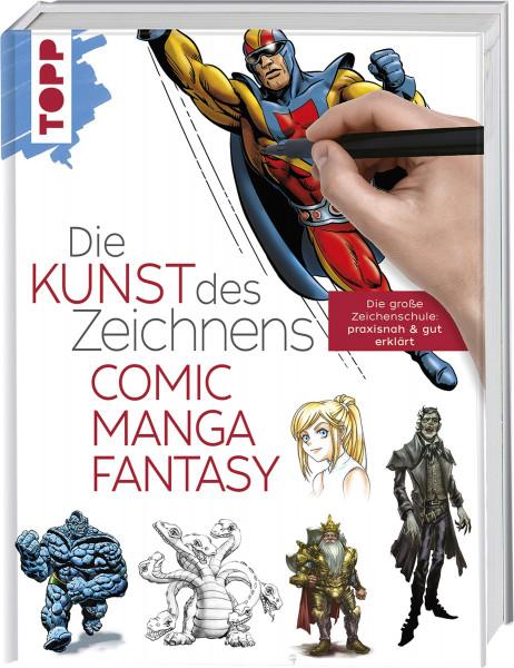 frechverlag Comic, Manga, Fantasy