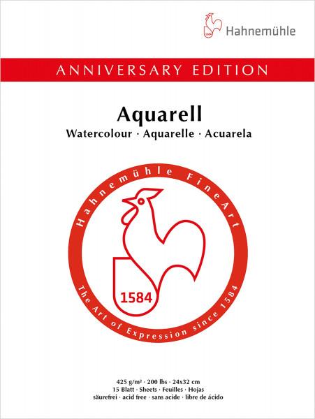 Hahnemühle Anniversary Edition Aquarellblock