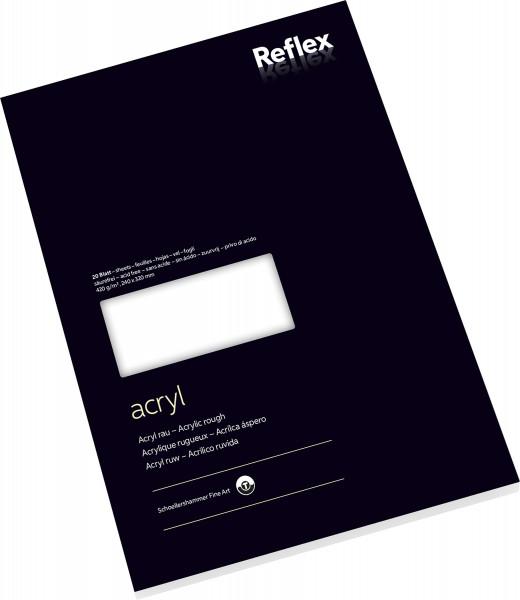 Schoellershammer by Reflex Acrylmalblock