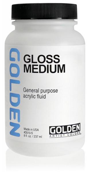Gloss Medium   Golden Mediums & Additives