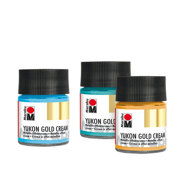 Marabu Yukon Gold Cream