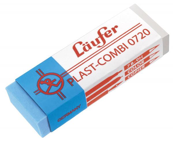 Läufer Radiergummi Plast Combi 720