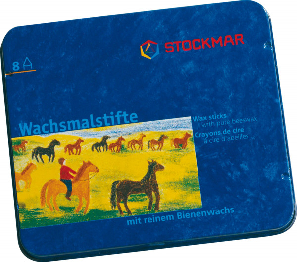 Stockmar Wachsmalfarb-Set