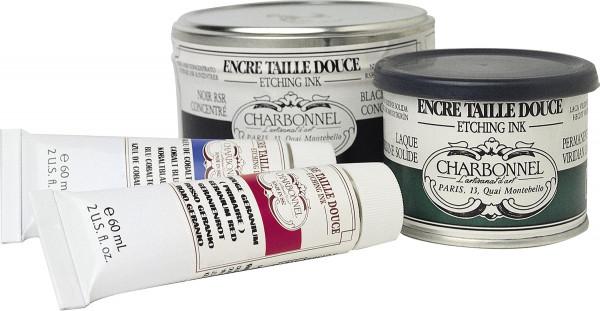 Charbonnel Kupfertiefdruckfarbe ohne Schwarz