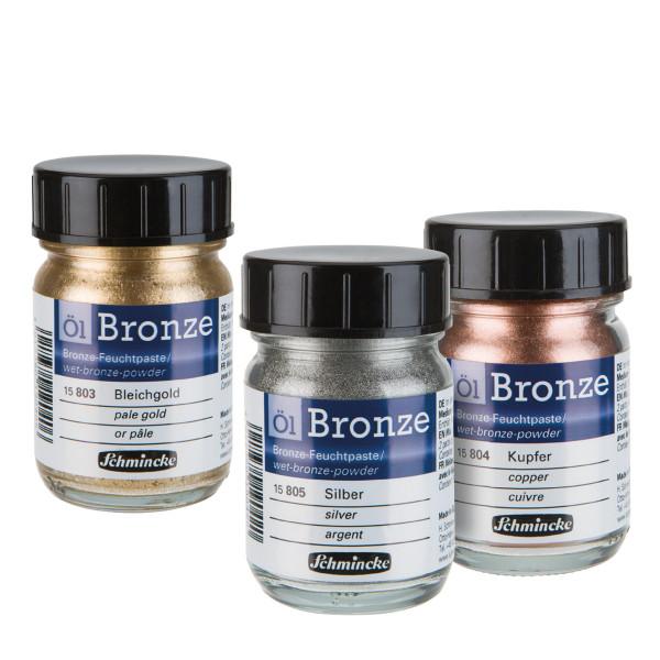 Schmincke Öl-Bronze