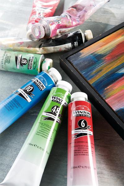 Winsor & Newton Winton Oil Colour [DE-ONLINE]