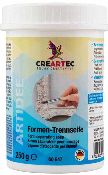 Creartec ArtIdee Formen-Trennseife