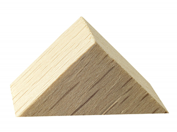 Dreieck   Arteveri Holzkörper