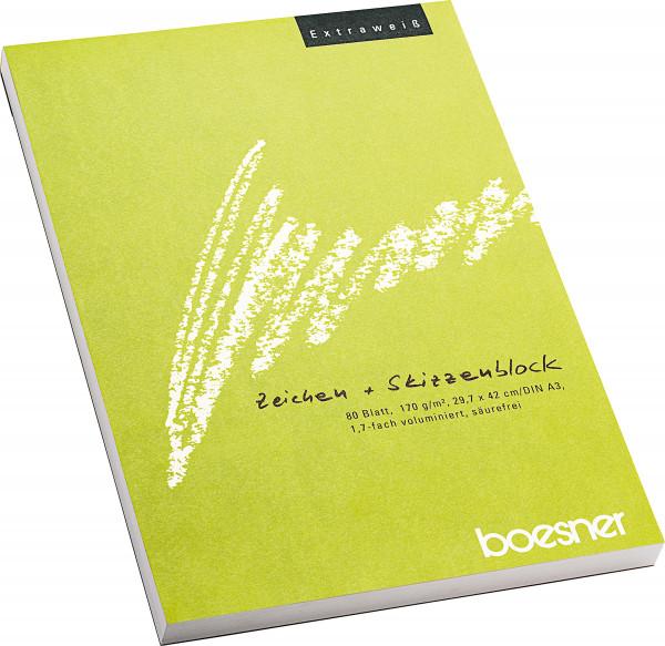 boesner Zeichen-/Skizzenpapier