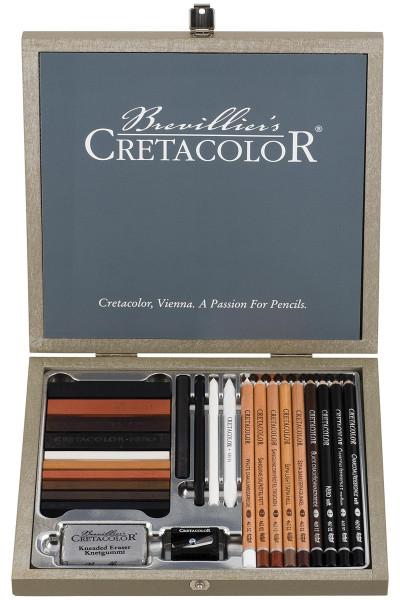 Brevillier Cretacolor Passionbox