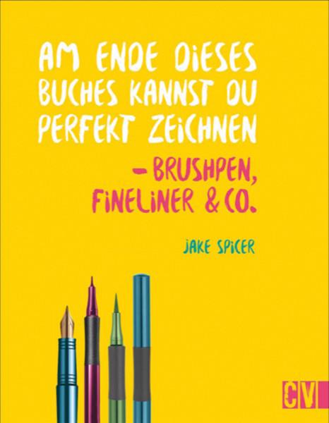 Christophorus Verlag Brushpen, Fineliner & Co.