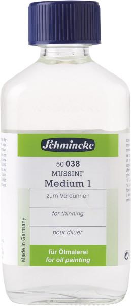 Schmincke – Mussini Medium 1