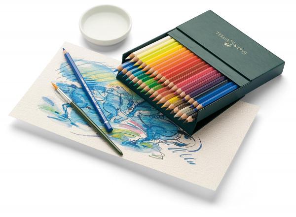 Faber-Castell Polychromos Studio-Box