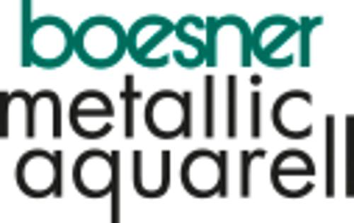 boesner – Metallic Aquarell