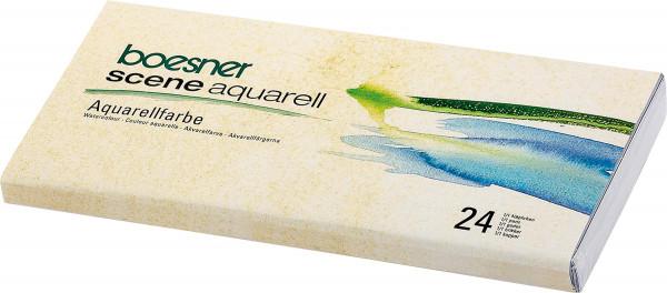 boesner – Scene Aquarell Studien-Aquarellfarbe