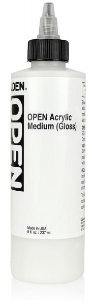 Golden Open Acrylic Medium
