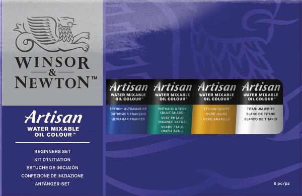 Winsor & Newton – Artisan Beginners' Ölfarben-Set