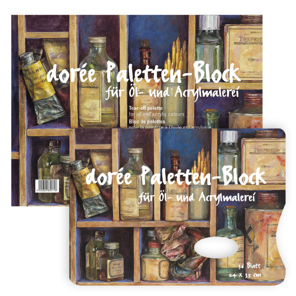 Dorée Paletten-Block