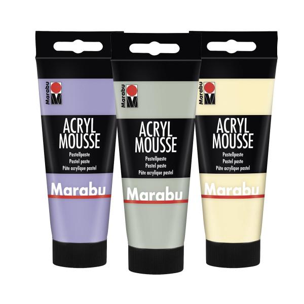 Marabu Acryl Mousse